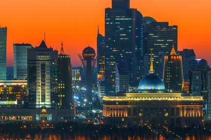 Возобнавление рейсов в Казахстан